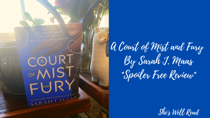 A Court of Mist and Fury by Sarah J Maas *Spoiler Free* Review